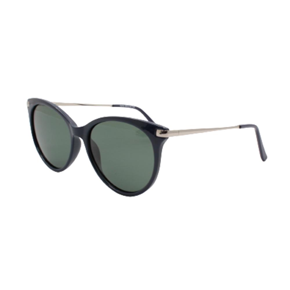 Óculos Solar Feminino Primeira Linha Polarizado T473-C2 Azul e Verde