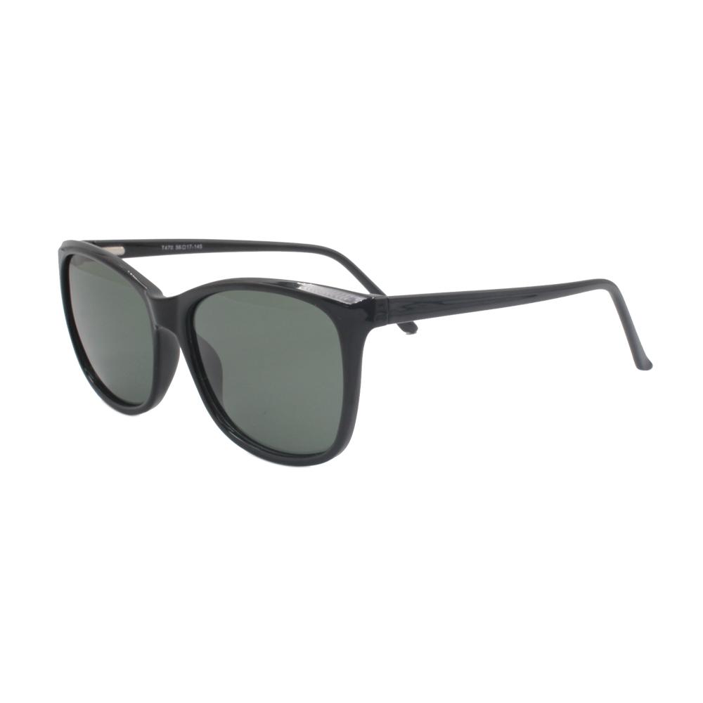 Óculos Solar Feminino Primeira Linha Polarizado T740-C1 Preto