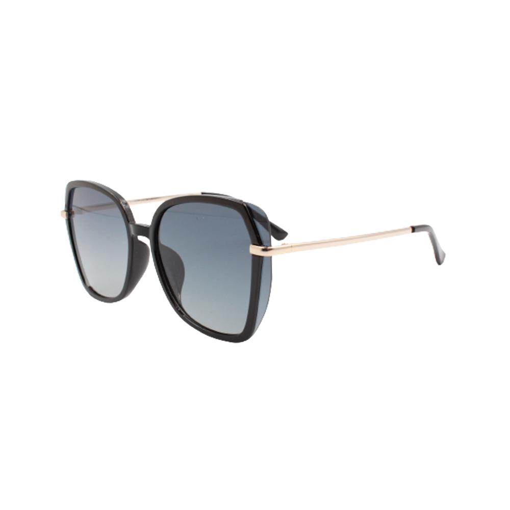 Óculos Solar Feminino Primeira Linha Polarizado TSH7082-C1 Preto