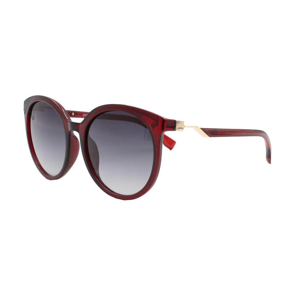 Óculos Solar Feminino Primeira Linha YC3282 Vinho