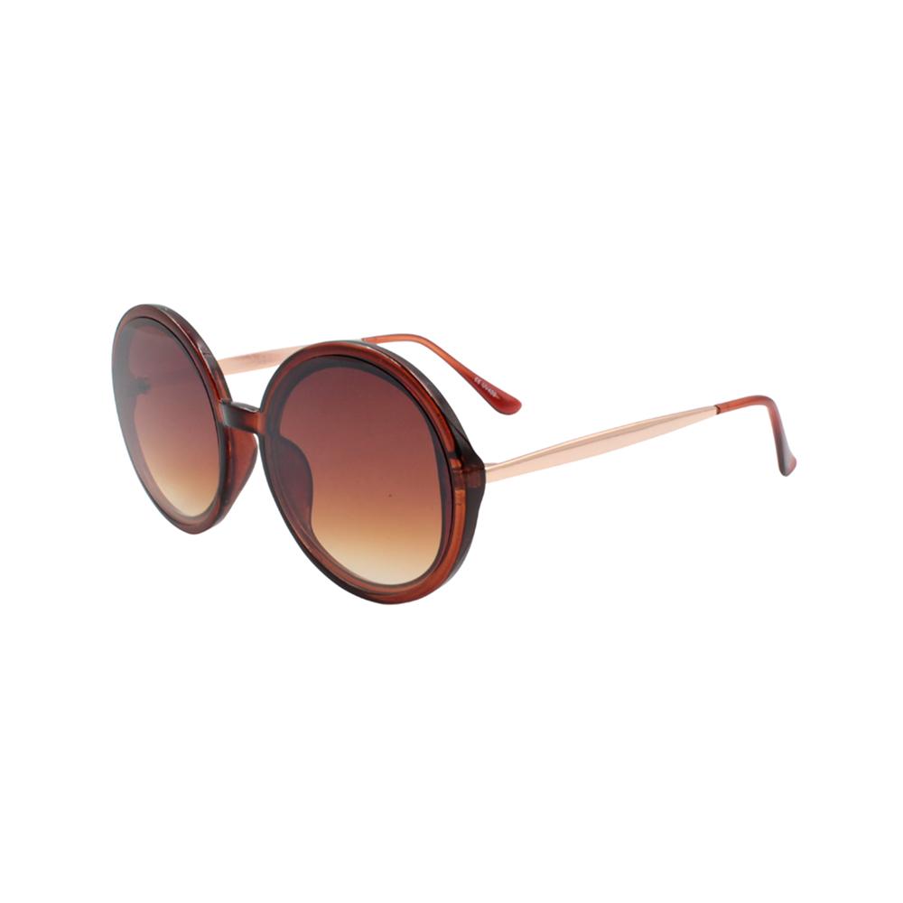Óculos Solar Feminino YD2041 Marrom