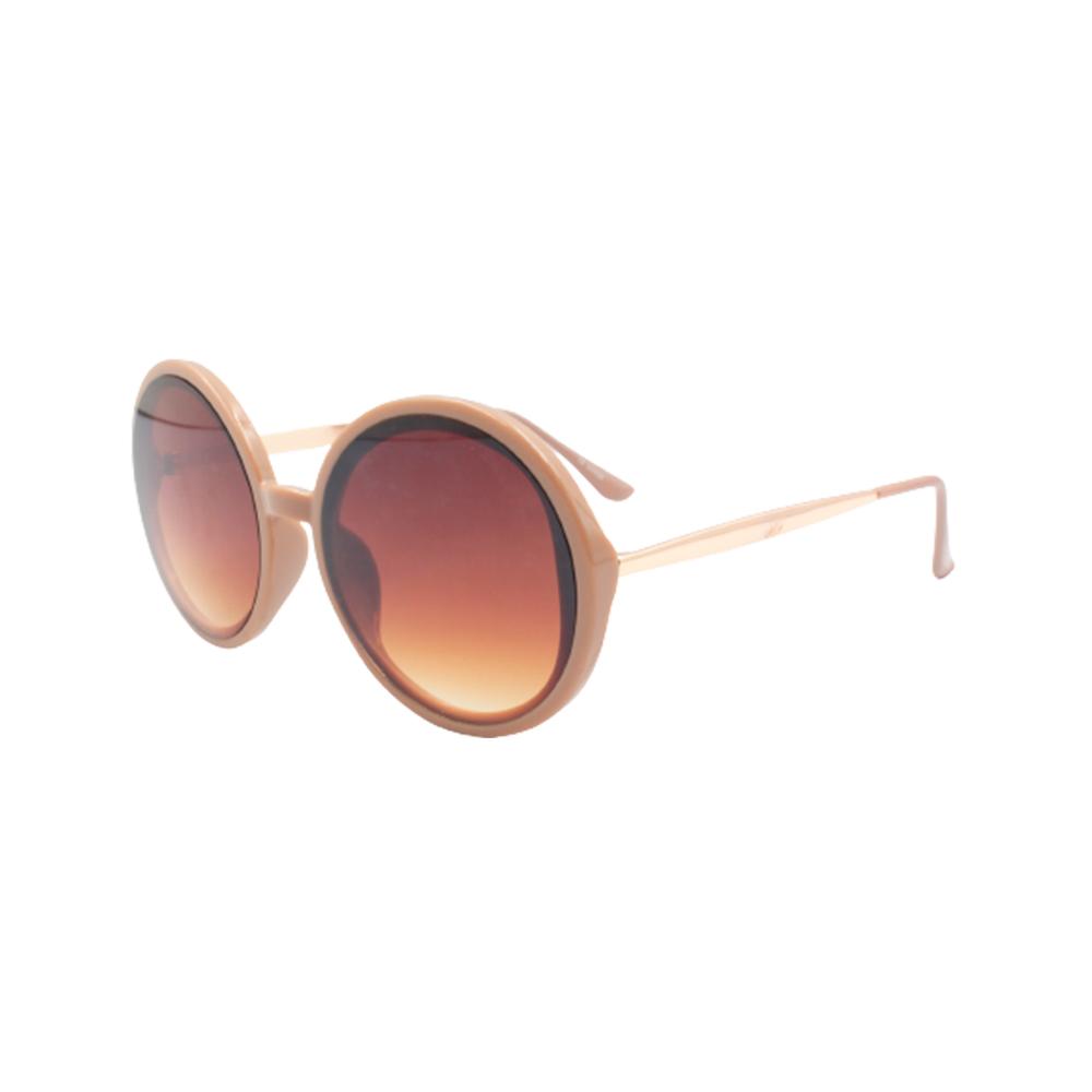 Óculos Solar Feminino YD2041 Nude