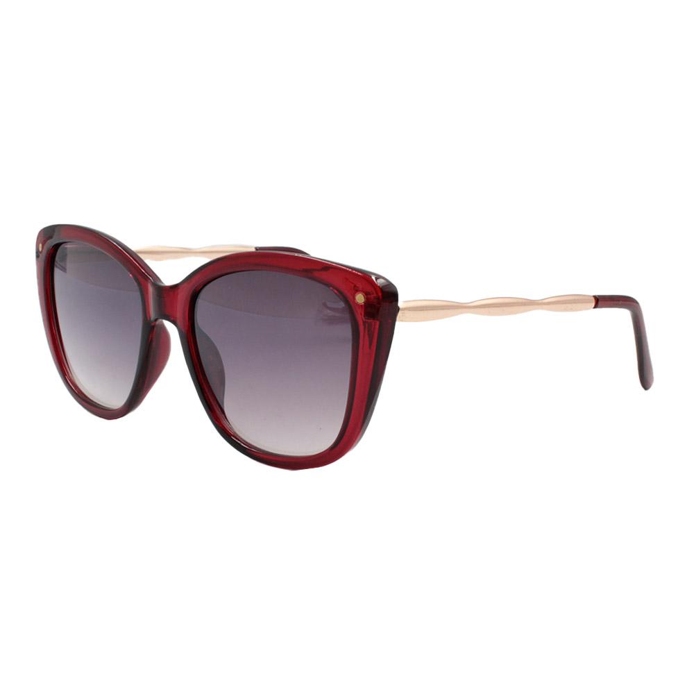 Óculos Solar Feminino YD2046 Vermelho