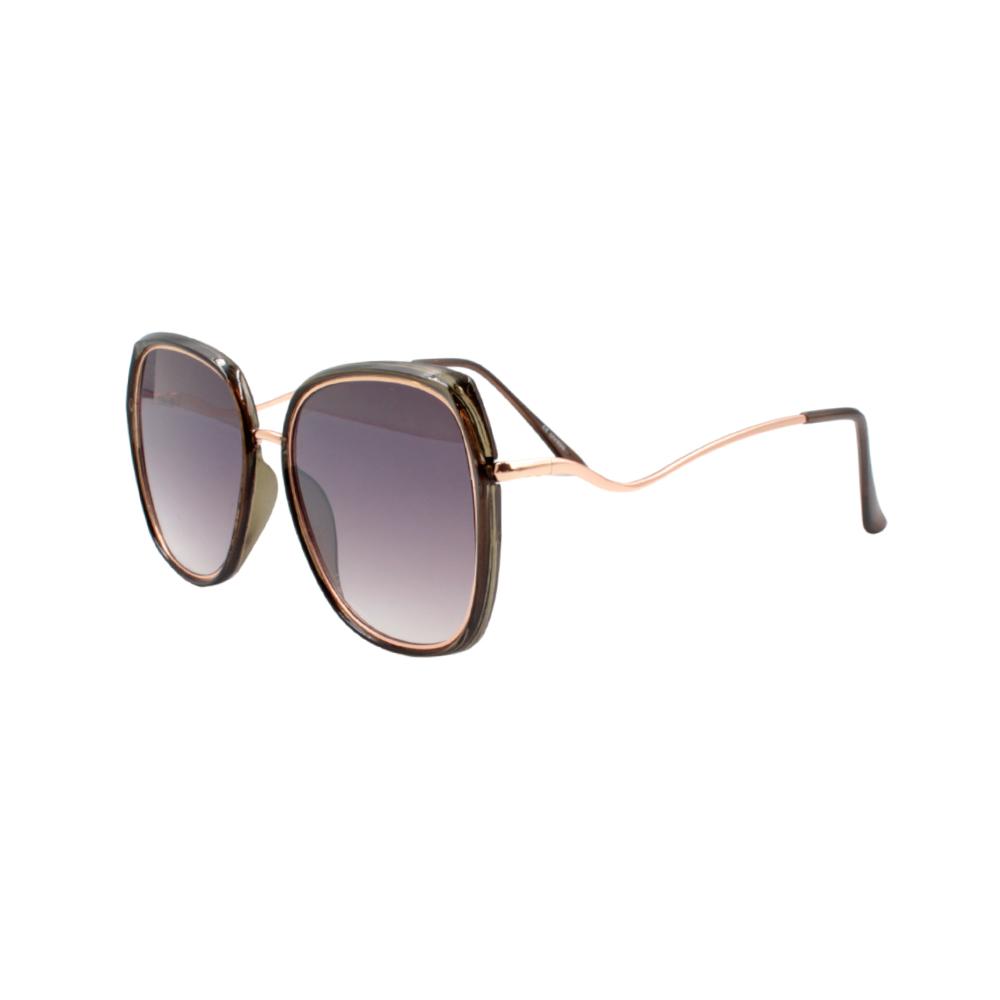 Óculos Solar Feminino YD2057 Fumê