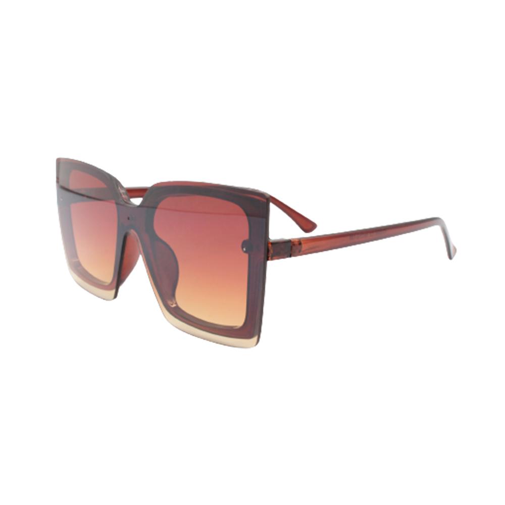 Óculos Solar Feminino YD2068 Marrom
