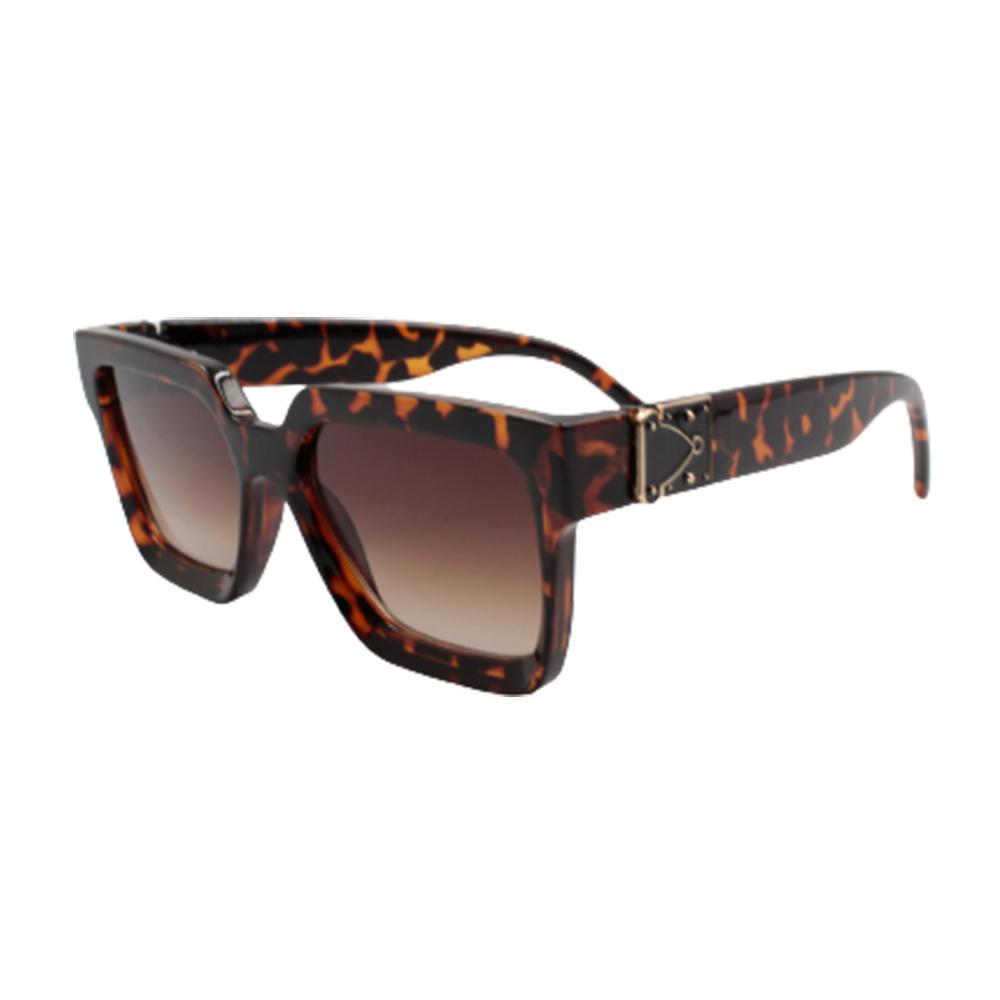 Óculos Solar Feminino ZS1022 Marrom Mesclado
