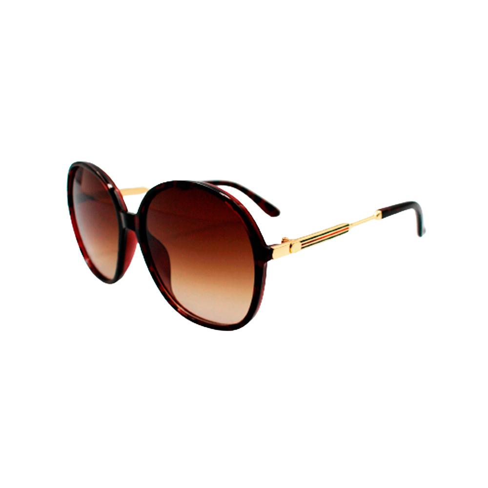 Óculos Solar Feminino ZS1024 Marrom Mesclado