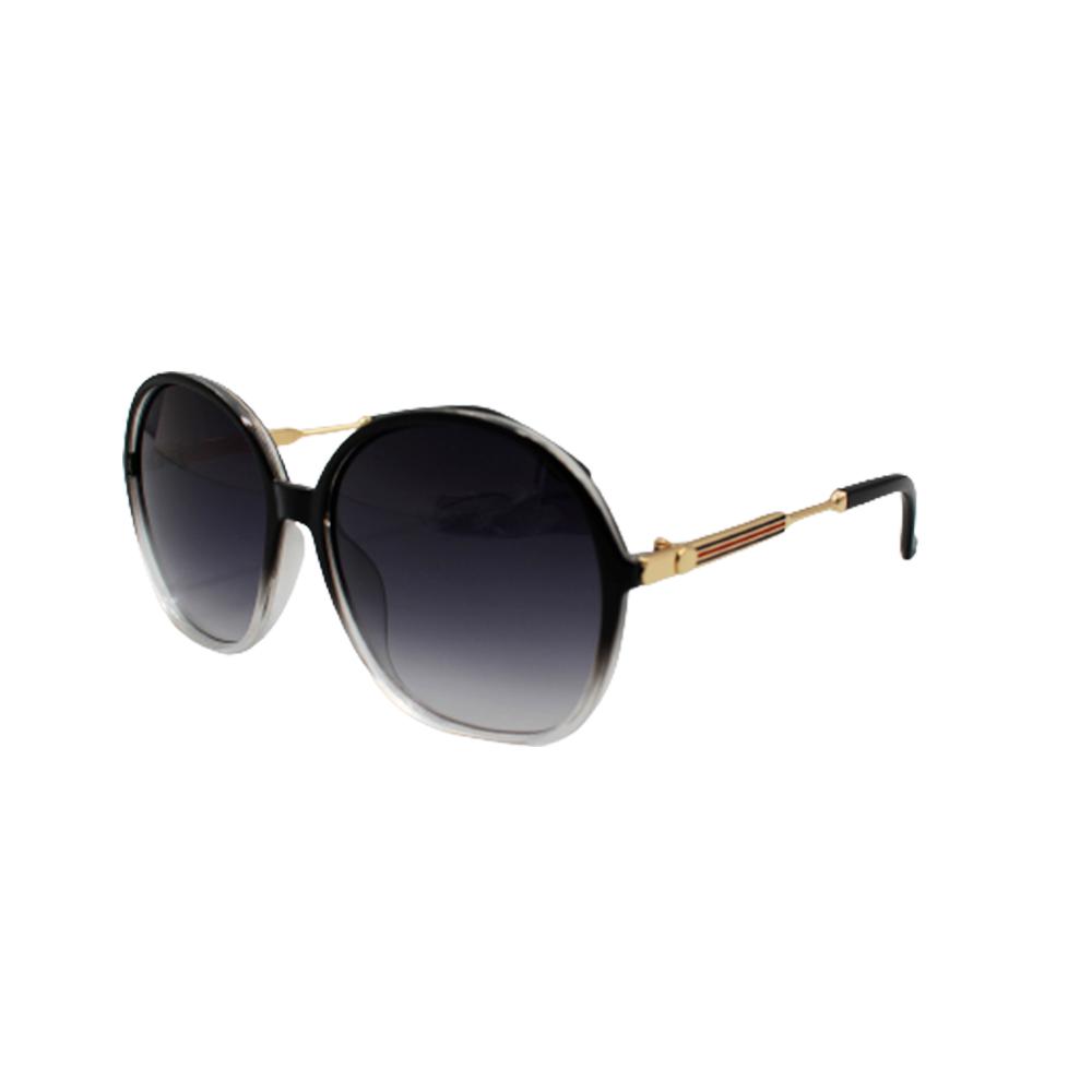 Óculos Solar Feminino ZS1024 Preto Degradê
