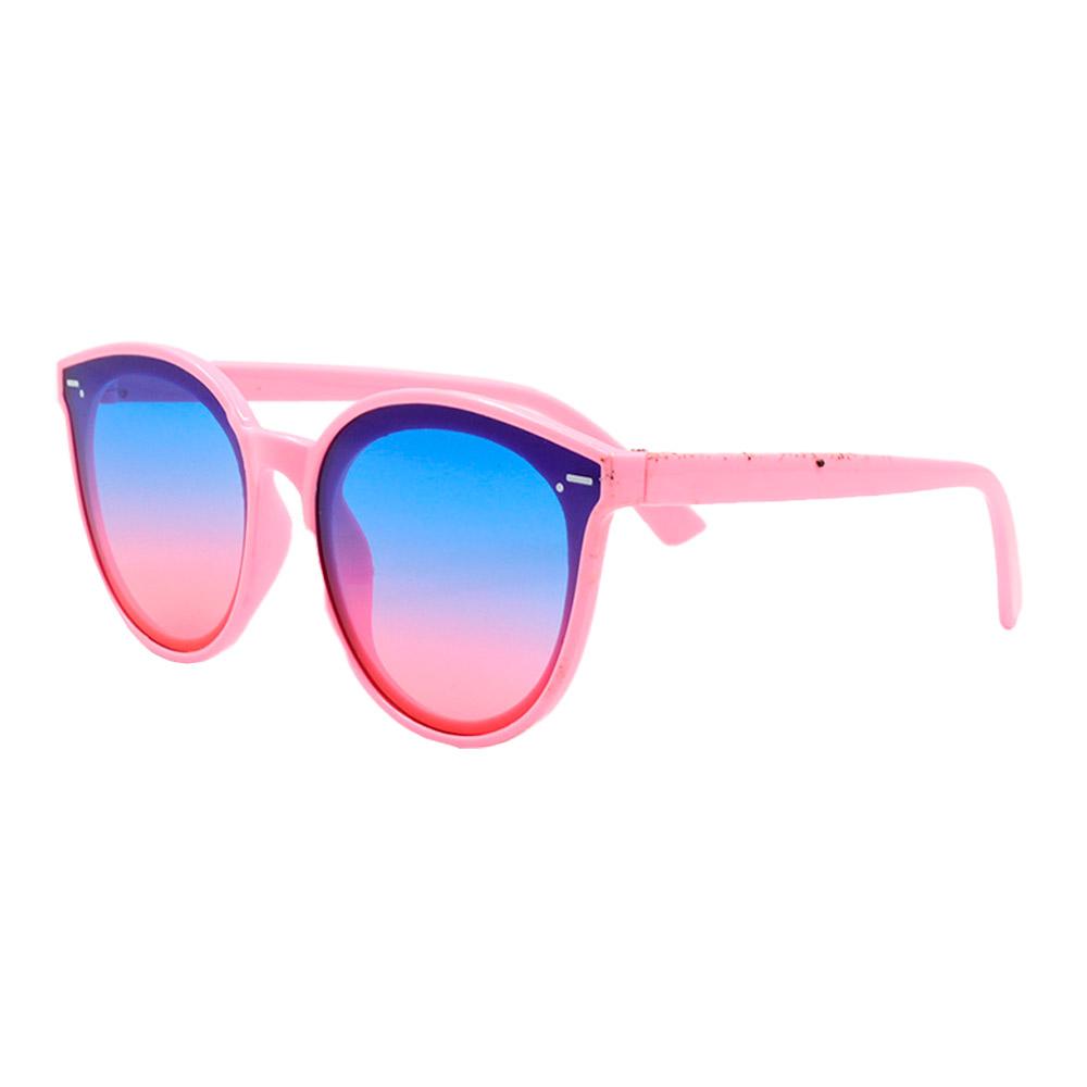 Óculos Solar Infantil J6625 Rosa Colorido