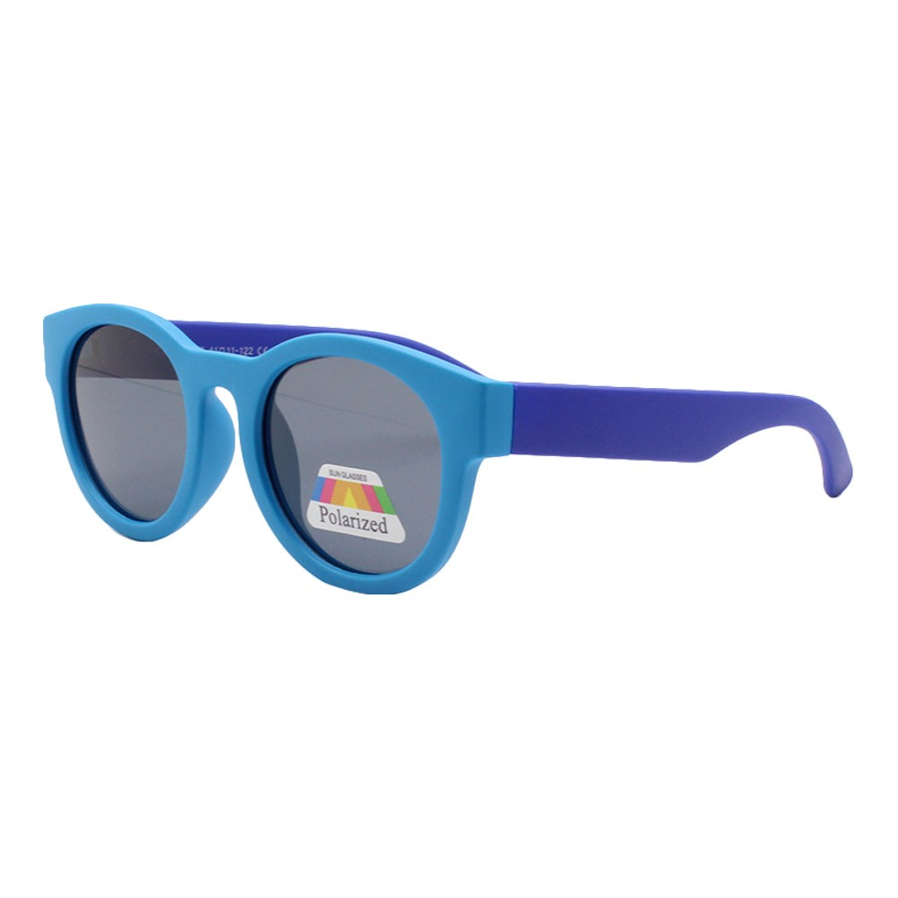 Óculos Solar Infantil Polarizado em Nylon Flexível CT11002 Azul