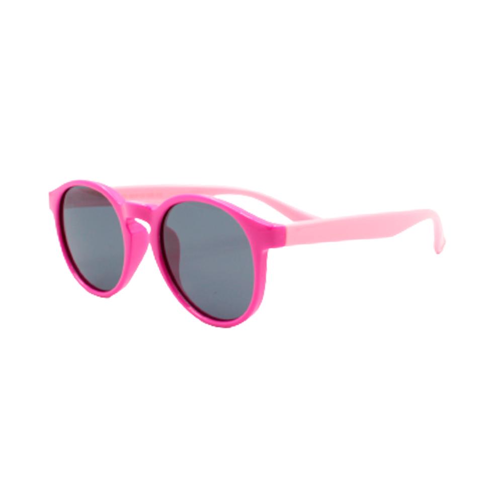 Óculos Solar Infantil Polarizado em Nylon Flexível CT11003-C5 Rosa