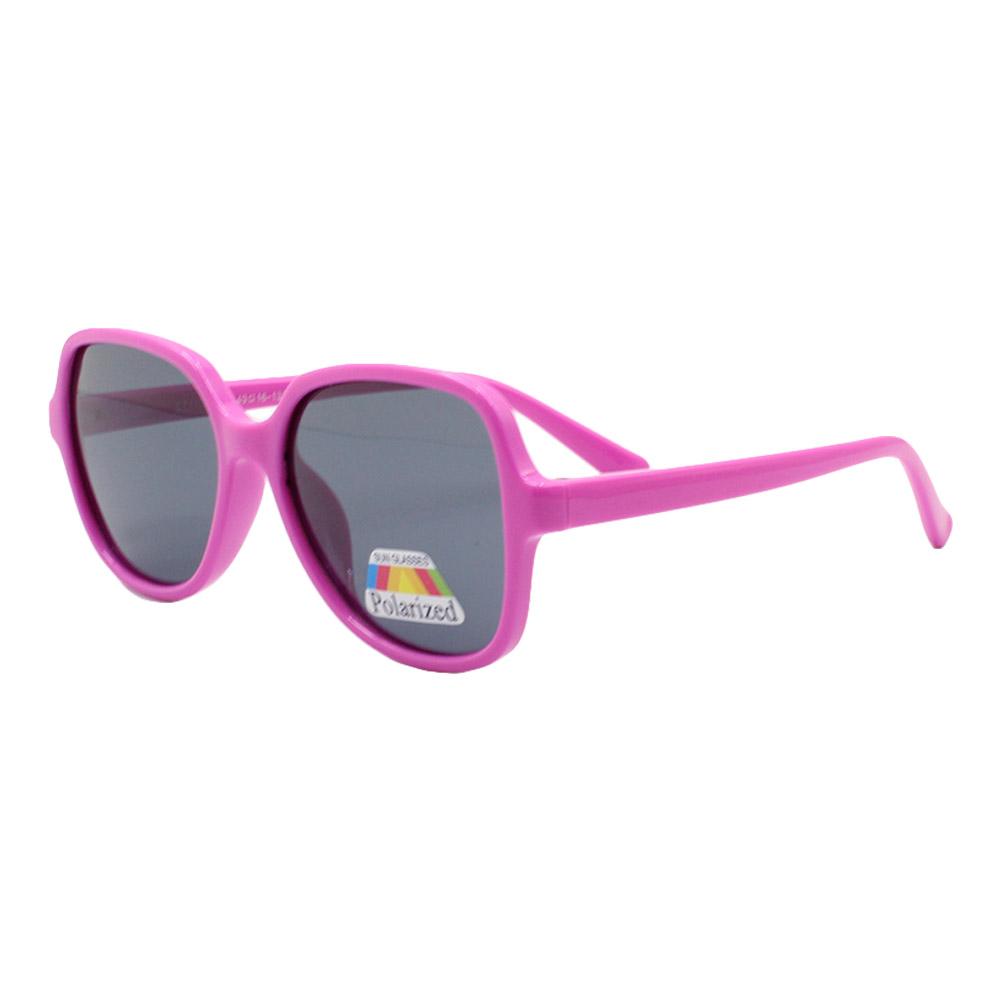 Óculos Solar Infantil Polarizado em Nylon Flexível CT11022 Roxo