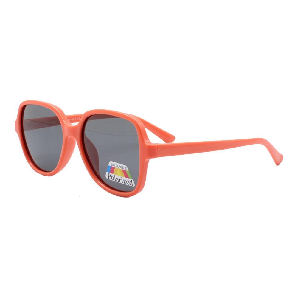 Óculos Solar Infantil Polarizado em Nylon Flexível CT11022 Salmão