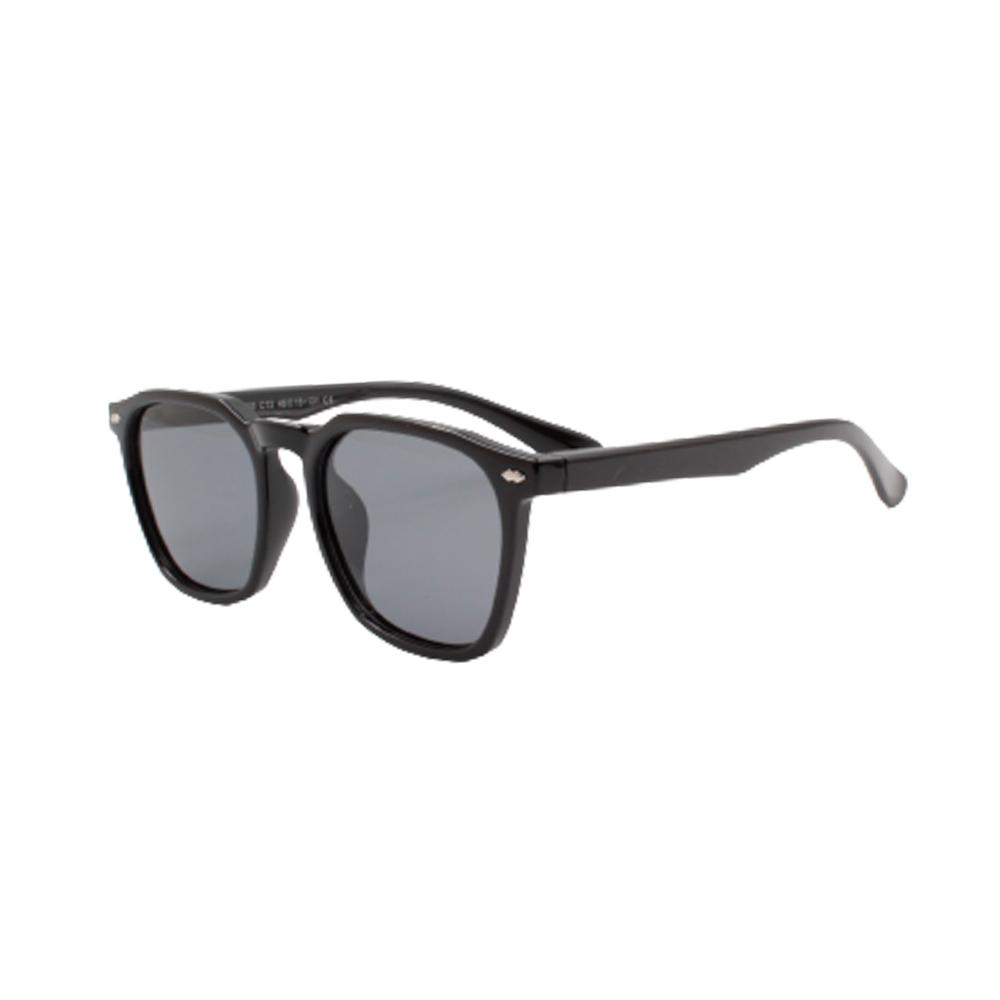 Óculos Solar Infantil Polarizado em Nylon Flexível CT11033-C13 Preto