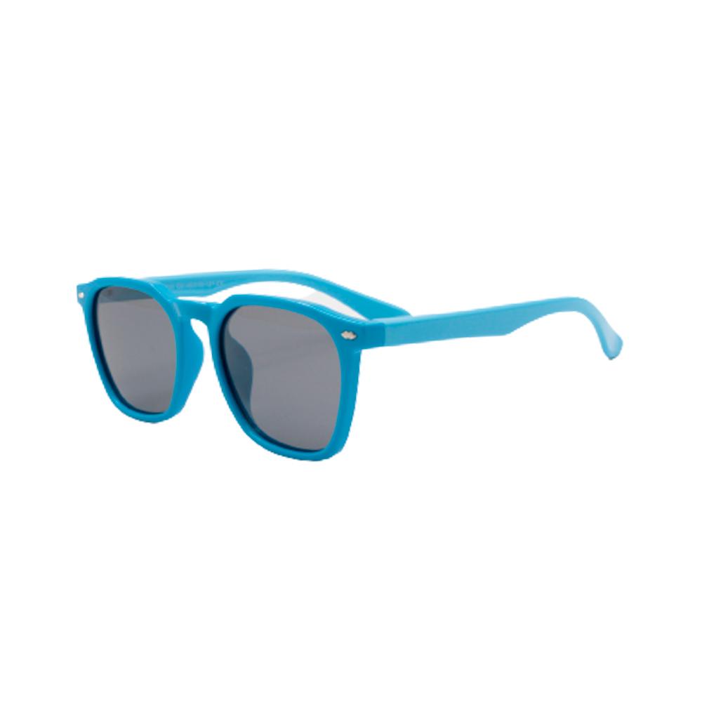 Óculos Solar Infantil Polarizado em Nylon Flexível CT11033-C9 Azul