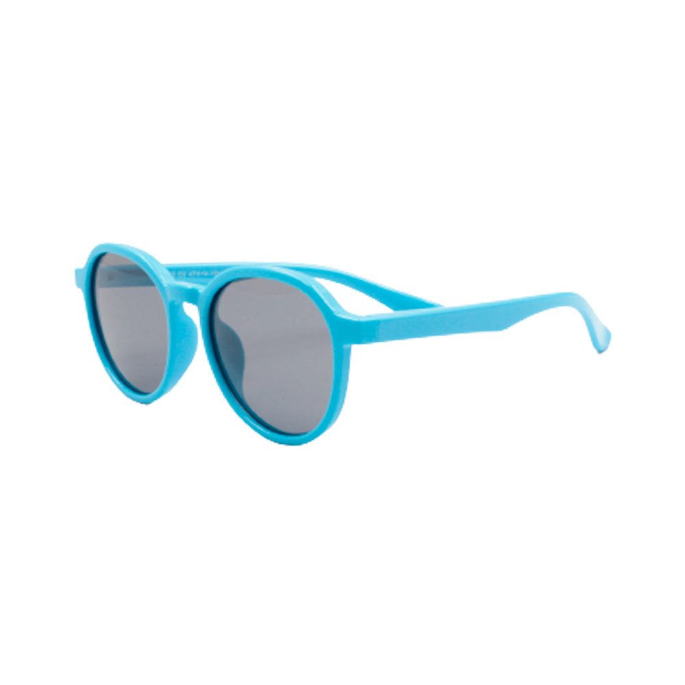 Óculos Solar Infantil Polarizado em Nylon Flexível CT11036-C9 Azul