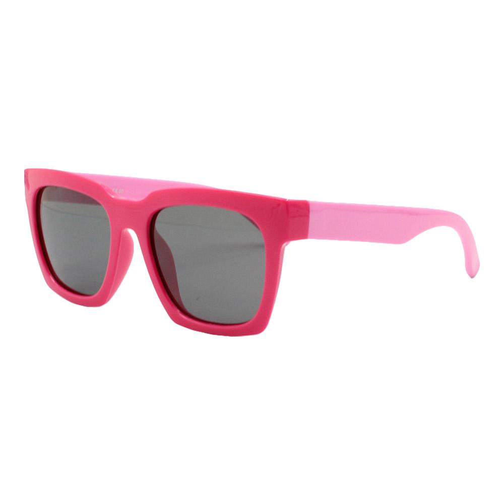 Óculos Solar Infantil Polarizado em Nylon Flexível S8135 Rosa