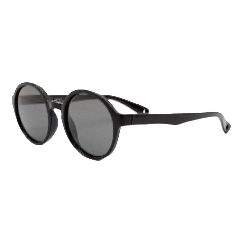 Óculos Solar Infantil Polarizado em Nylon Flexível S8143 Preto