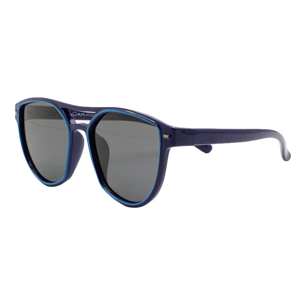 Óculos Solar Infantil Polarizado em Nylon Flexível S8172 Azul