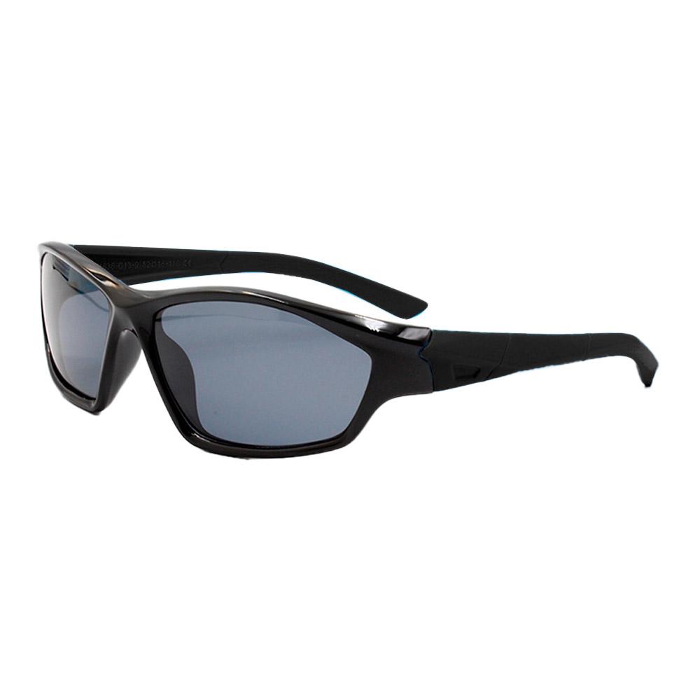 Óculos Solar Infantil Polarizado em Nylon Flexível T1636 Preto