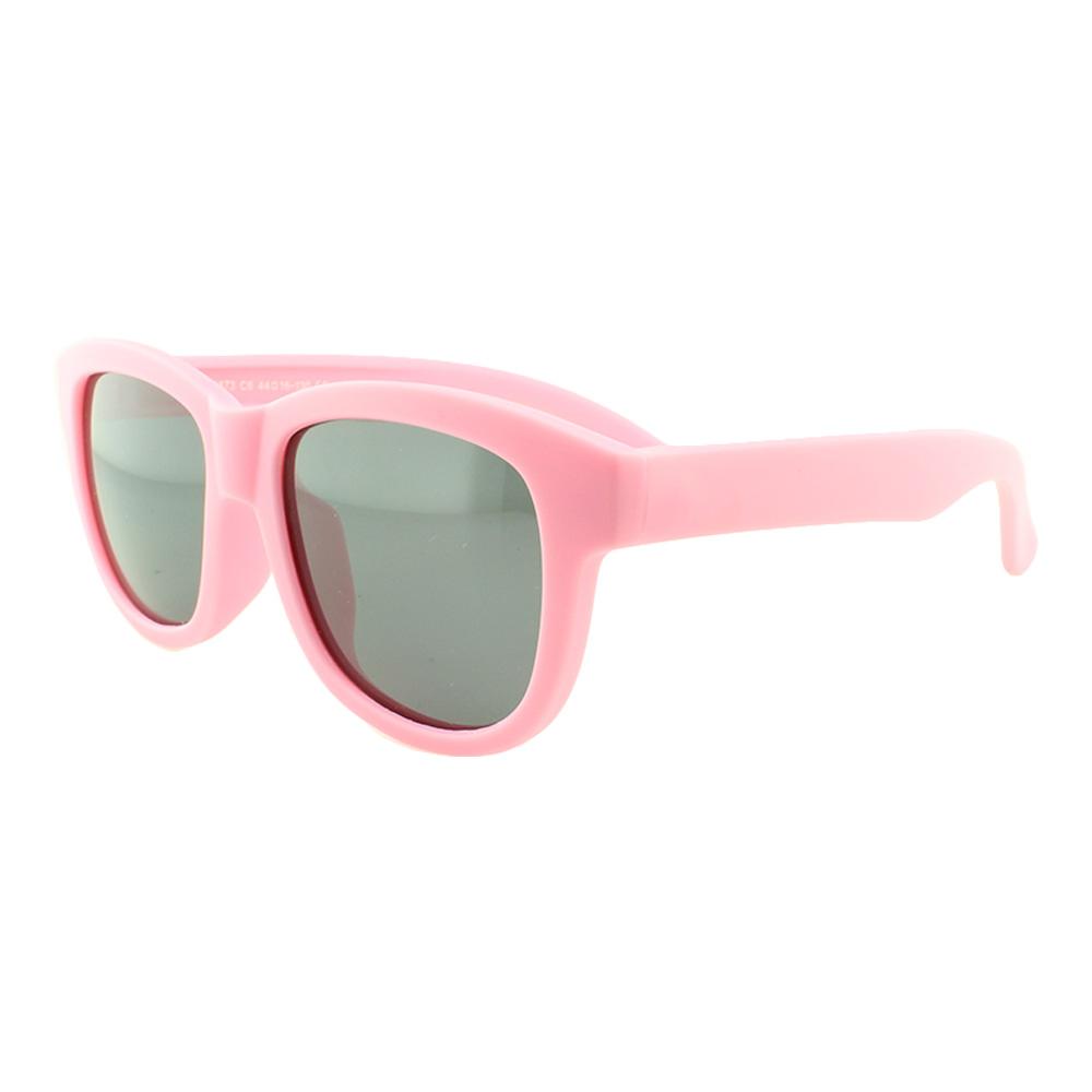 Óculos Solar Infantil Polarizado em Nylon Flexível T1873 Rosa