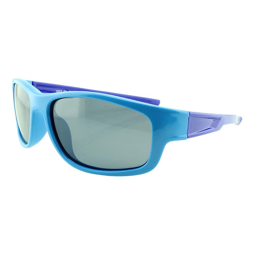 Óculos Solar Infantil Polarizado em Nylon Flexível T1932 Azul