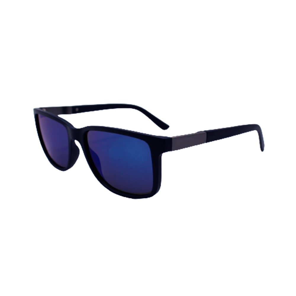 Óculos Solar Masculino 11014 Azul Espelhado