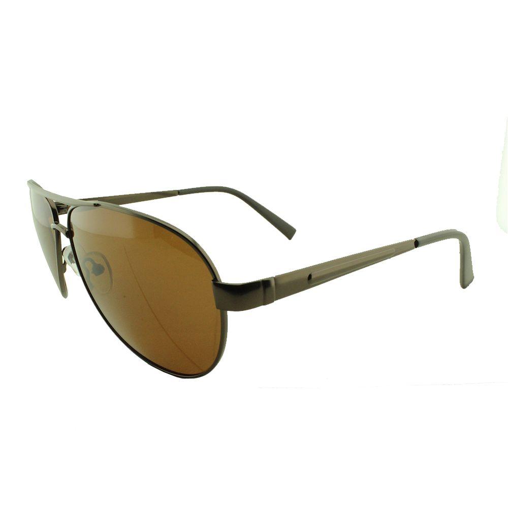Óculos Solar Masculino 27702 Marrom