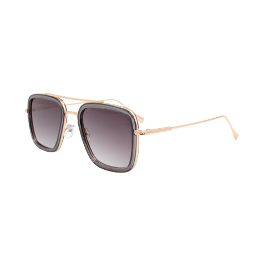 Óculos Solar Masculino 95581-C5 Dourado e Fumê