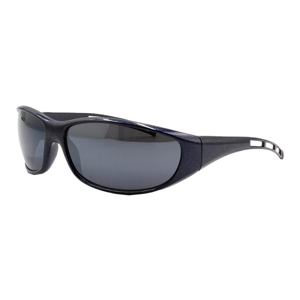 Óculos Solar Masculino Esportivo SRP112SG Azul Brilho