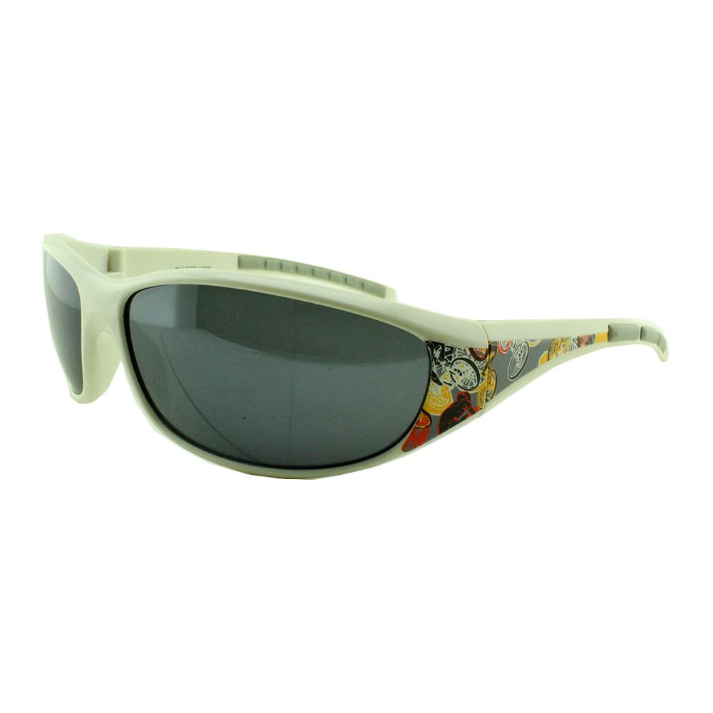 Óculos Solar Masculino Esportivo SRP112SG Branco