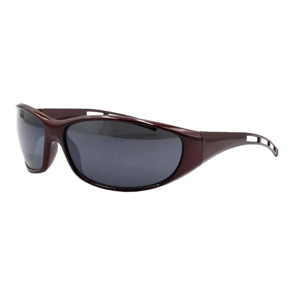 Óculos Solar Masculino Esportivo SRP112SG Vinho Brilho