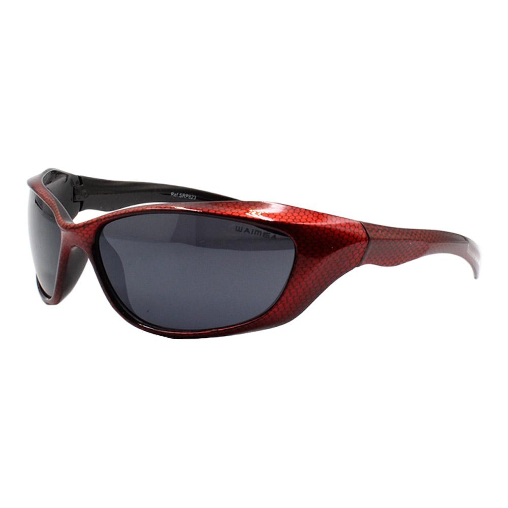 Óculos Solar Masculino Esportivo SRP823 Vermelho