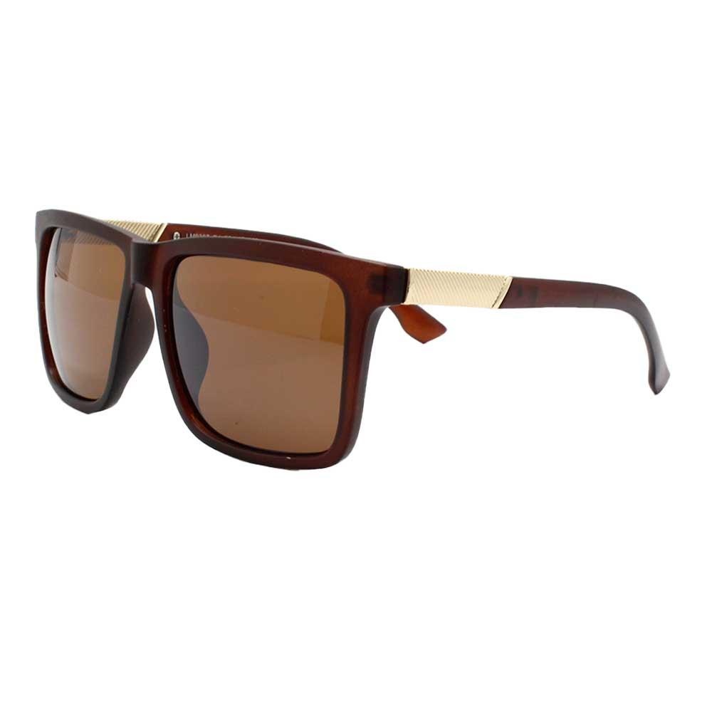 Óculos Solar Masculino LM9307 Marrom