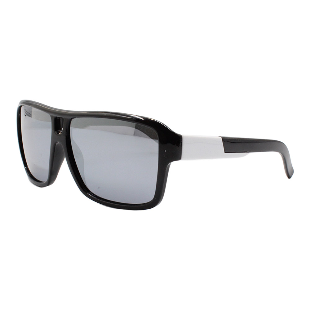 Óculos Solar Masculino Polarizado 2242 Prata Espelhado