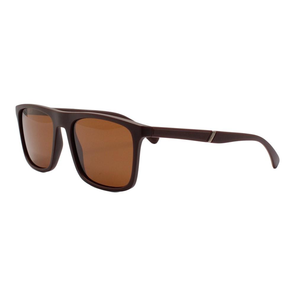 Óculos Solar Masculino Polarizado 2319 Marrom