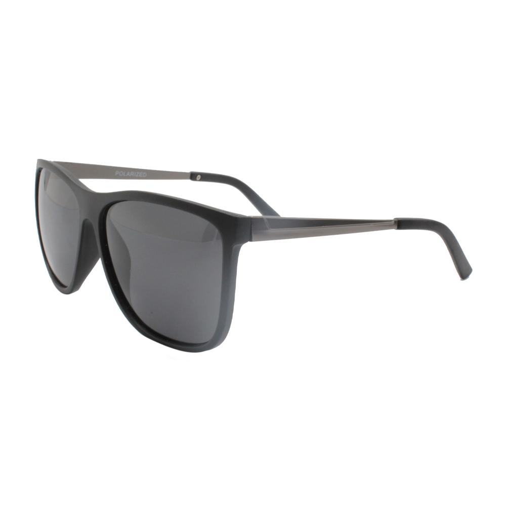 Óculos Solar Masculino Polarizado HP1596P-C2 Preto Fosco