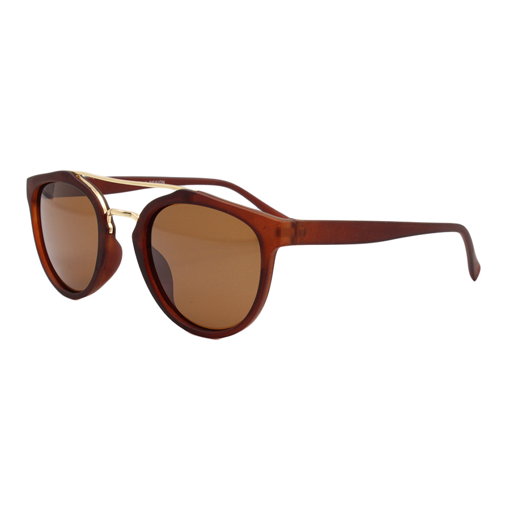 Óculos Solar Masculino Polarizado RVP003 Marrom