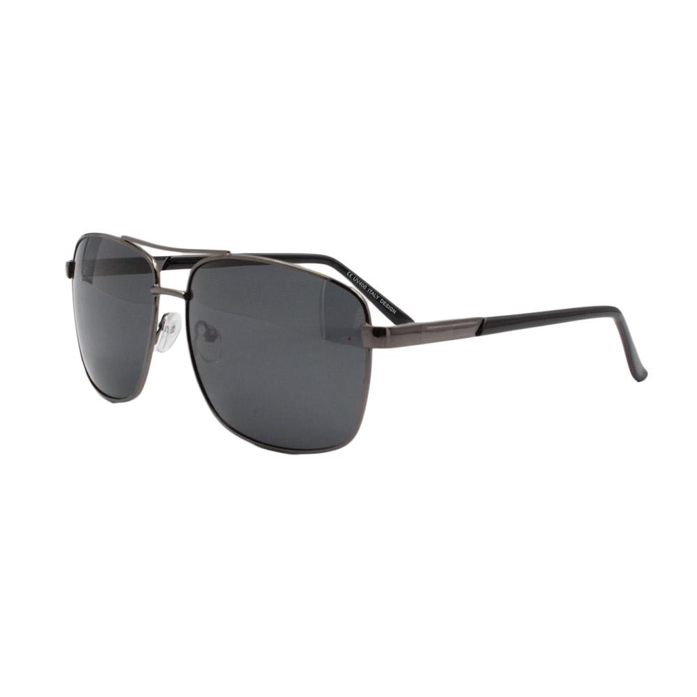 Óculos Solar Masculino Polarizado SSJ1465 Grafite