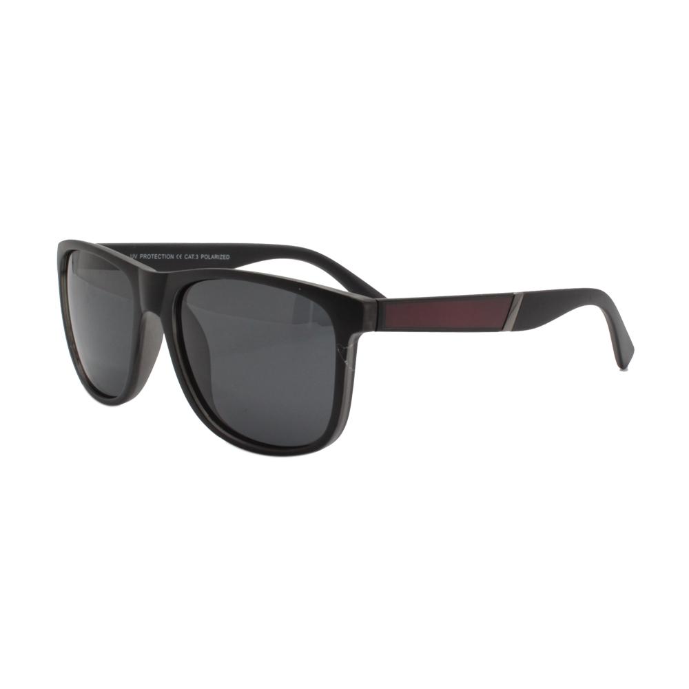 Óculos Solar Masculino Polarizado VB5031-C03 Preto Fosco
