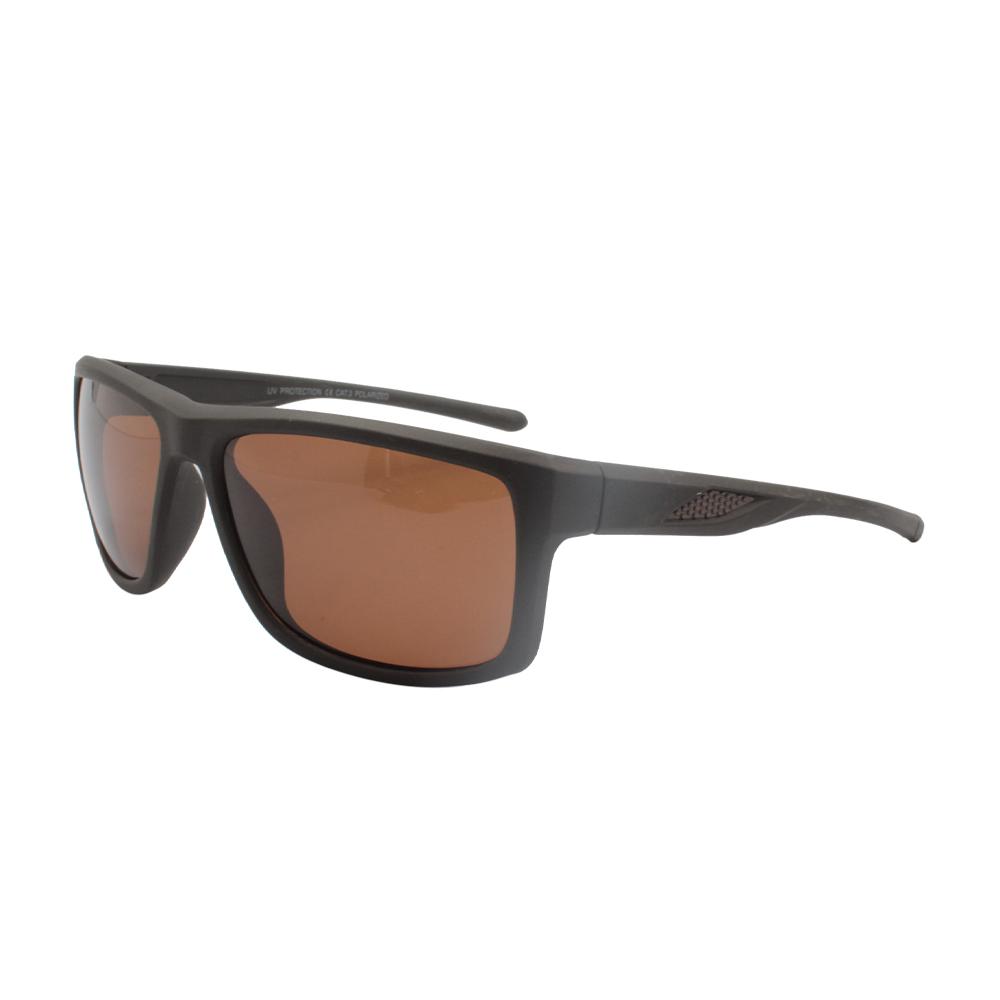 Óculos Solar Masculino Polarizado VB5076-C06 Marrom