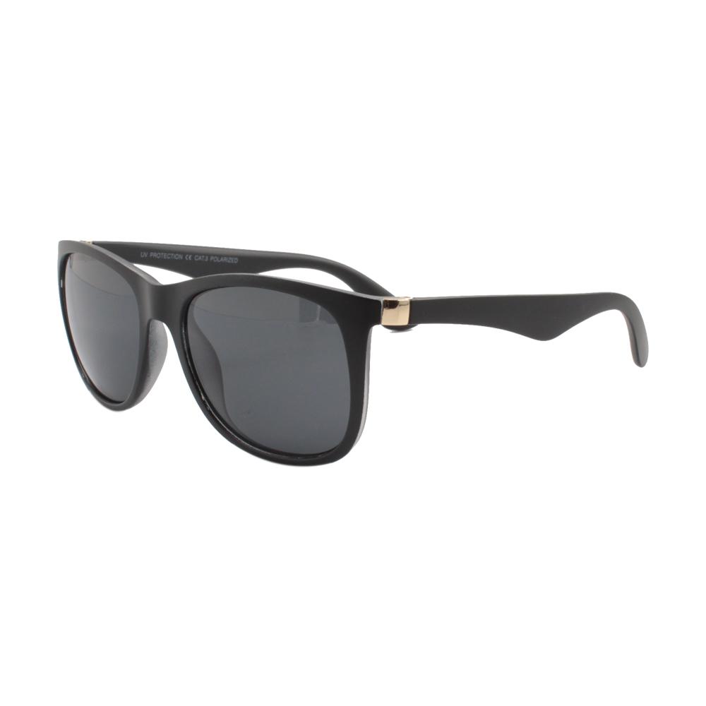 Óculos Solar Masculino Polarizado VB5110-C03 Preto Fosco