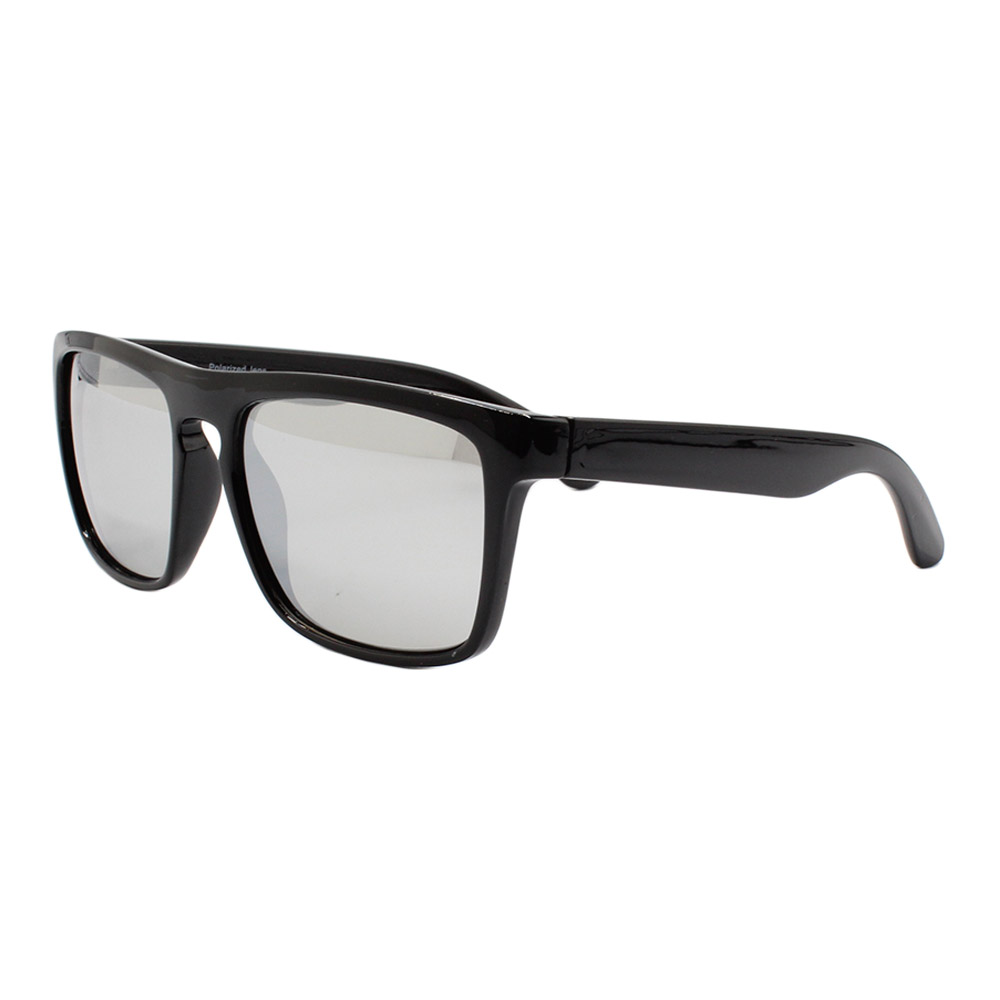 Óculos Solar Masculino Polarizado VC1174 Prata Espelhado