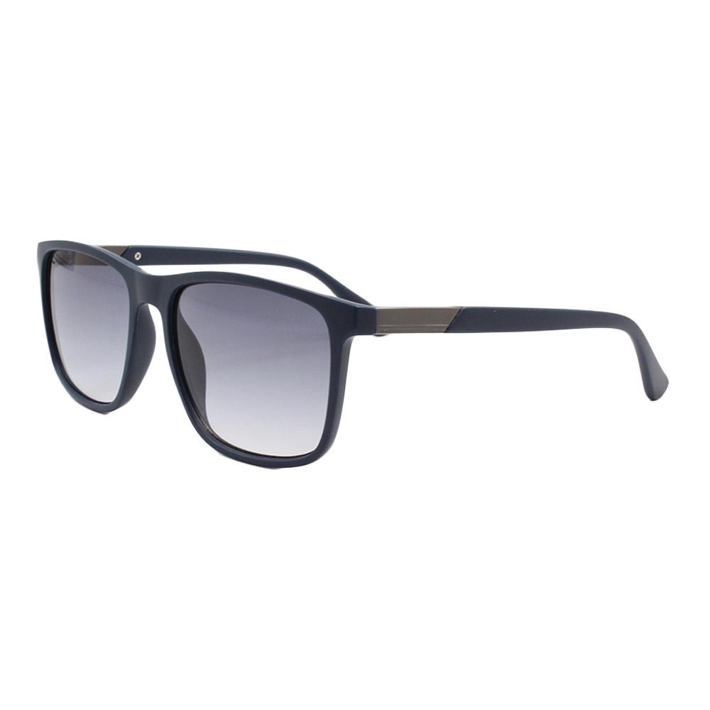 Óculos Solar Masculino Primeira Linha B881465 Azul Degradê