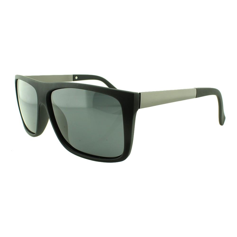 Óculos Solar Masculino Primeira Linha Polarizado 1103 Preto