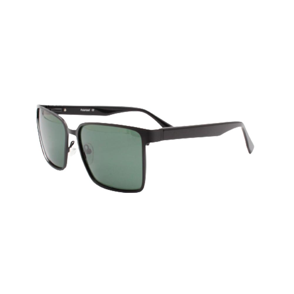 Óculos Solar Masculino Primeira Linha Polarizado MJ4413-C1 Preto e Verde