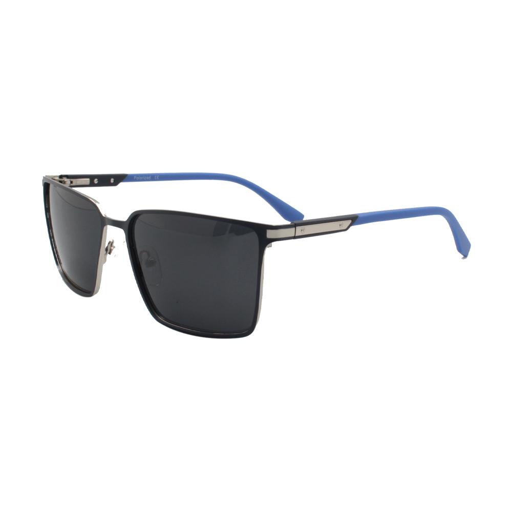 Óculos Solar Masculino Primeira Linha Polarizado MJ4578-C2 Azul