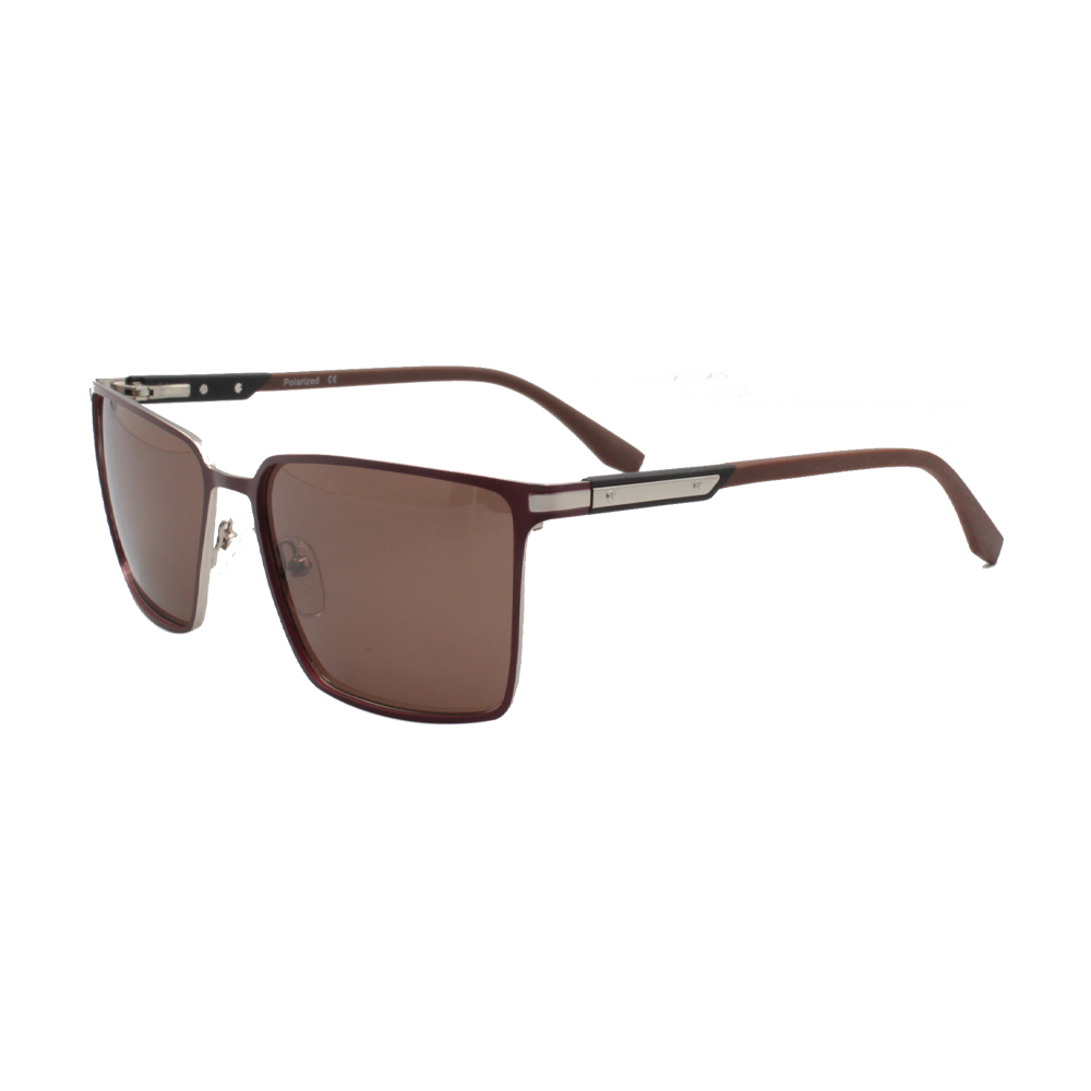 Óculos Solar Masculino Primeira Linha Polarizado MJ4578-C4 Marrom