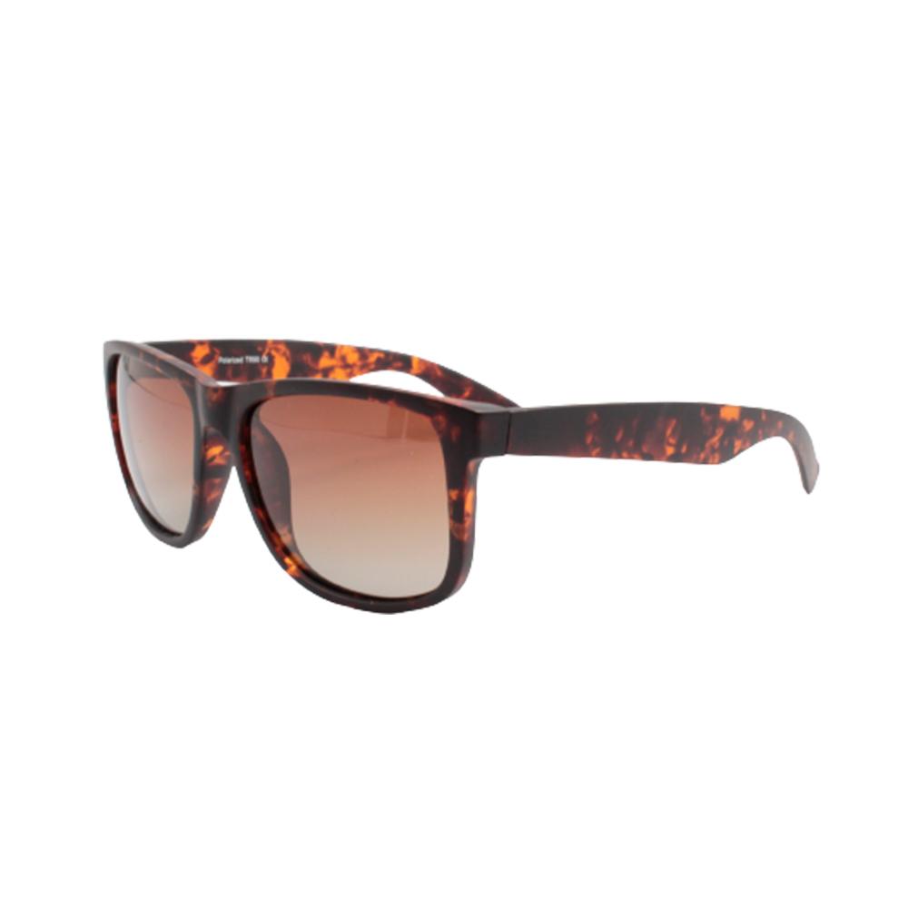 Óculos Solar Masculino Primeira Linha Polarizado MT4186-C3 Marrom Mesclado