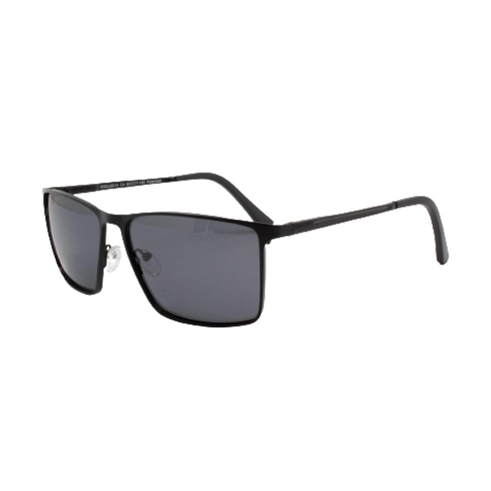 Óculos Solar Masculino Primeira Linha Polarizado RRSJ8614-C4 Preto